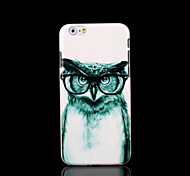 Owl Pattern Cover for iPhone 6 Case