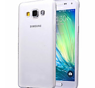Import Silky TPU Material Package Design for Samsung Galaxy A5 (Assorted Colors)