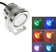 Focos Control Remoto Ding Yao 10 W 1 LED Integrado 1000-1200 LM RGB AC 85-265 V 1 pieza