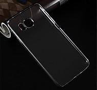 étui transparent téléphone pc pour samsung galaxy S6