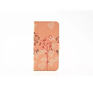 The New Flowers Painted Holster for iPhone 6(Assorted Colors)