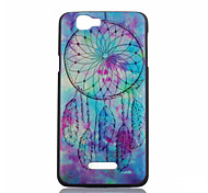 For Wiko Case Pattern Case Back Cover Case Dream Catcher Hard PC Wiko