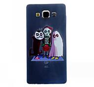 peinte TPU cas de téléphone pour Samsung Galaxy a5