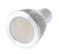 1 Stück Zweihnder Dekorativ LED Spot Lampen MR16 GU10 7W 650 LM 3000-3500/5500-6000 K 1 COB Warmes Weiß / Kühles Weiß AC 220-240 V