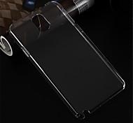 étui transparent téléphone pc pour Samsung Galaxy Note 3