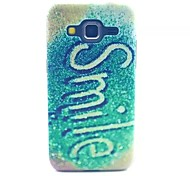 Smile Pattern PC Material Phone Case for Samsung GALAXY CORE Prime G360