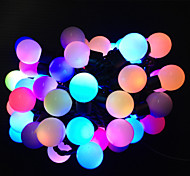 Mini globe string lights RGB