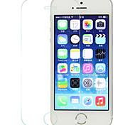 película protectora de pantalla de cristal templado de alta calidad para el iphone 6 / 6s