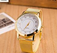 Men's Couples Quartz Swiss Alloy Diamond Watches Steel Belt Watch Fashion Cool Watch Unique Watch