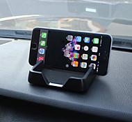 bordo scatola alta tappetino portaoggetti, tappetino antiscivolo, supporto per auto 3 in 1 è possibile mettere due telefoni