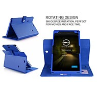 Hand Strap Rotating Leather Stand Case Cover Pocket For Dell Venue8 7000