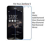 10PCS High Quality HD Transparent Screen Protector Films For Asus Zenfone 5