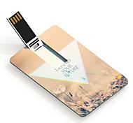 64GB Defines Your Future Design Card USB Flash Drive