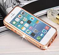 cellulare serie telaio di protezione in metallo per iPhone 4 / 4S