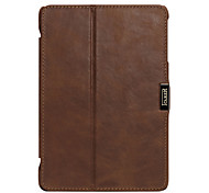 Genuine Leather Full Body Case And Folding Case And Flip Up And Down And Vintage Style For iPad mini 1/2/3