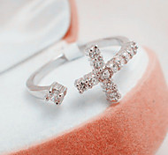 Alloy Ring Statement Rings Wedding/Sports 1pc