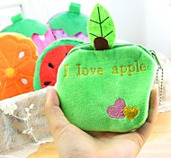 Fashionable Fruit Stylish Multi Color Lint Coin Purse (Random Delivery)