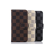 Classic Plaid Pattern with A Standoff Holster for IPhone 6(Assorted Colors)