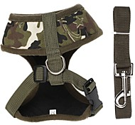 Pet Dog Cat Harness Leashes In Various Colors And Sizes