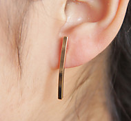 Fashion New Hot Simple Copper Earrings