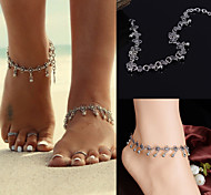 Fashion Summer Beach Tassel Anklet(1pc)