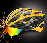 Casque ( Voir l'image , PC/EPS )-de Unisexe - pentru Cyclisme/Cyclisme en Montagne/Cyclisme sur Route/Cyclotourisme Montagne/Route/Sports