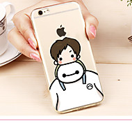"""Mobile phone protection shell phone sets foriphone 6 4.7"""" shell forapple 6 following TPU cases"""