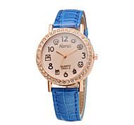 New Women Fashion Bright Leather Strap Watches Lovely Cartoon Digit Ladies Wrist Quartz Watch Students Dress Watch