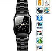 GB810 1.54Inch Smart Watch Cell Phone (JAVA, MP3, MP4, Bluetooth) Multi-function Watch