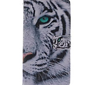 Printed Inside And Outside Tiger Patterns Leather Full Body Case for Samsung Galaxy S3 I9300