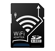 j-come lettore di scheda wifi adattatore quota sd card wireless