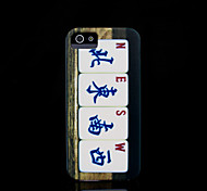Mahjong Pattern Cover for iPhone 4 Case / iPhone 4 S Case