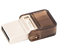 Kingston DataTraveler 16GB digital MicroDuo USB 2.0 Drive DTDUO/16GB