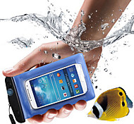 iPhone 6/6 Plus compatible IPX8 Waterproof Bag 30M Underwater Phone Case with Arm Band and Lanyard (Assorted Colors)