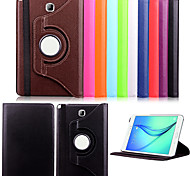 """karzea ™ 360 Grad PU-Leder 8,0 """"Kasten mit Standplatz für Samsung Galaxy Tab ein T350 / T351 (verschiedene Farben)"""