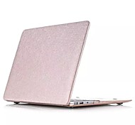 "Silk pattern Hard Protective Top Flip Open PU + PC Case Cover for Apple Macbook 12""(Assorted Colors)"