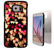 hart ontwerp aluminium koffer voor Samsung Galaxy s6