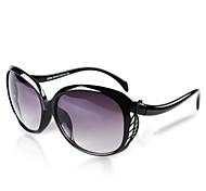 100% UV400 gafas de sol de gran tamaño de las mujeres