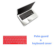"""Sliver Slim PalmGuard and TPU Solid Colors Keyboard Flim for Macbook Pro 13.3"""" (Assorted Colors)"""