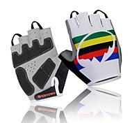 Fashion Cycling Bike Bicycle GEL Shockproof Sports Half Finger Gloves