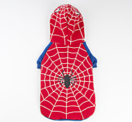 Fashion Spider Design  Costume  for Dogs and Cats  (Assorted Sizes)