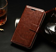 Luxury Wallet Cover with Card Holder with Stand Case for LG H220(Assorted Colors)