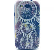 Campanula Pattern PC Hard Case for Samsung S3 I9300