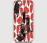 Animal Pattern Case Back Cover for Phone6 Case