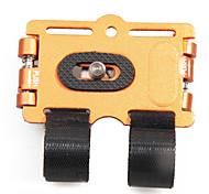 die portable Mini Motion-Kamera Fahrrad Kamera steht