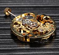 gold manuelle mechanische Uhrwerk