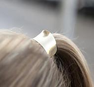 Korean Metal Semicircle Headband
