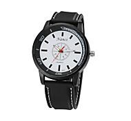 relogio montres de sport pour hommes masculino mode silicone sport Suivre grand cadran montre à quartz en acier inoxydable