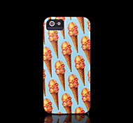 sorvete cobertura padrão para iphone 4 / iphone 4 s caso