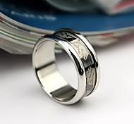 Z&X® Men's Party/Casual Fashion Dragon Titanium Steel Rings
